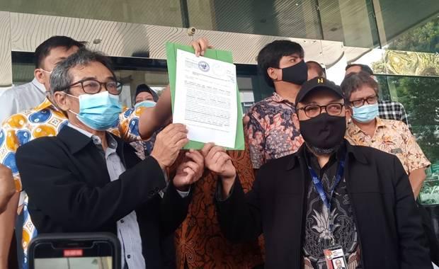 Novel Baswedan dan 74 Pegawai Tak Lolos TWK Masih Bekerja untuk KPK