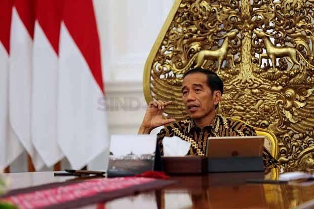 Presiden Jokowi: Alih Status Menjadi ASN Tak Boleh Rugikan Pegawai KPK