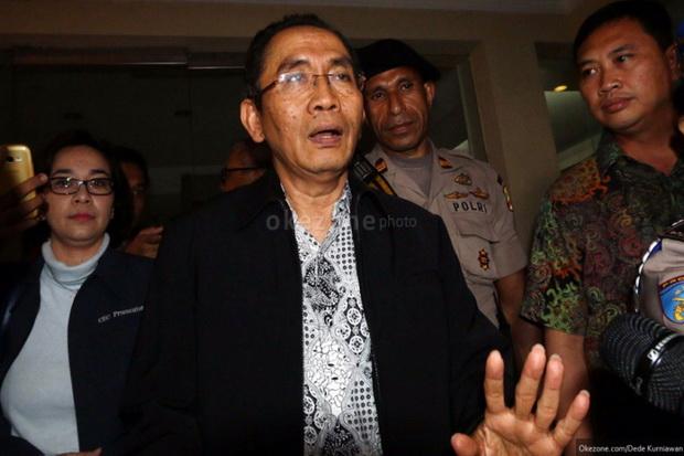 Mantan Pimpinan KPK Sebut 75 Pegawai yang Tak Lolos ASN Sudah Disetting