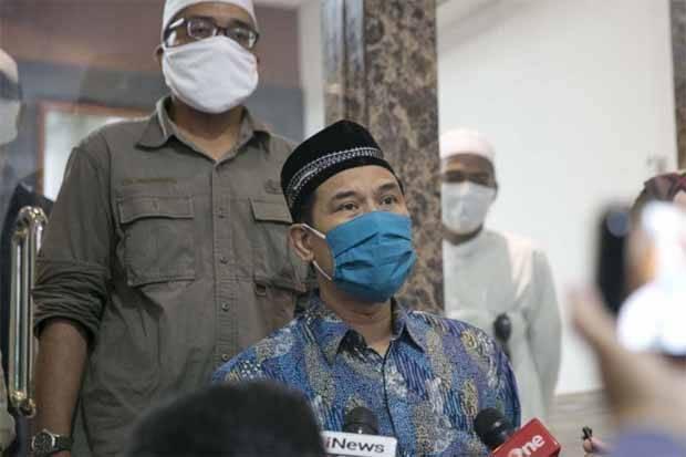 Resmi Ditahan, Munarman Kini Sudah Boleh Dikunjungi Kuasa Hukum