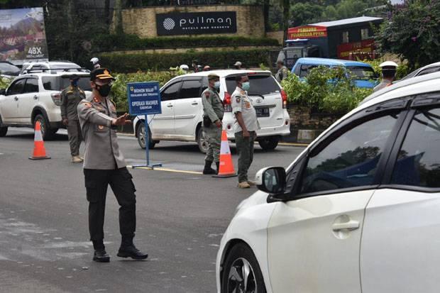 Penyekatan Arus Balik Lebaran, Menko PMK: Jakarta Bukan Satu-satunya