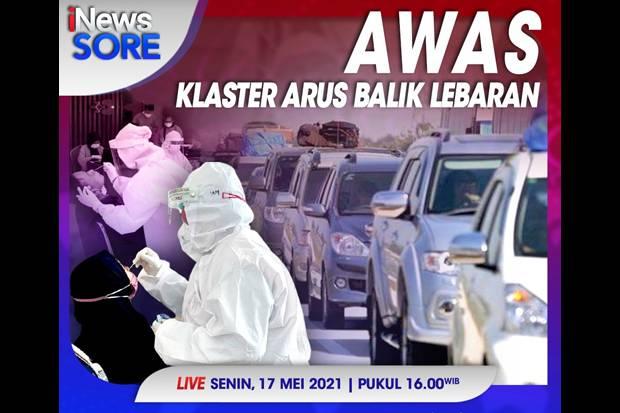 RS Darurat Wisma Atlet Bersiap Hadapi Lonjakan Covid, Simak di iNews Sore Senin Pukul 16.00 WIB