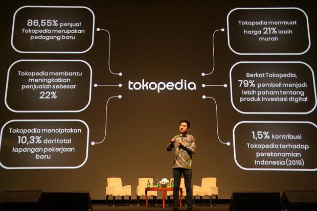 Merger dengan Gojek Hasilkan GoTo, Bos Tokped: Bukti Bangsa Indonesia Bisa Wujudkan Mimpi