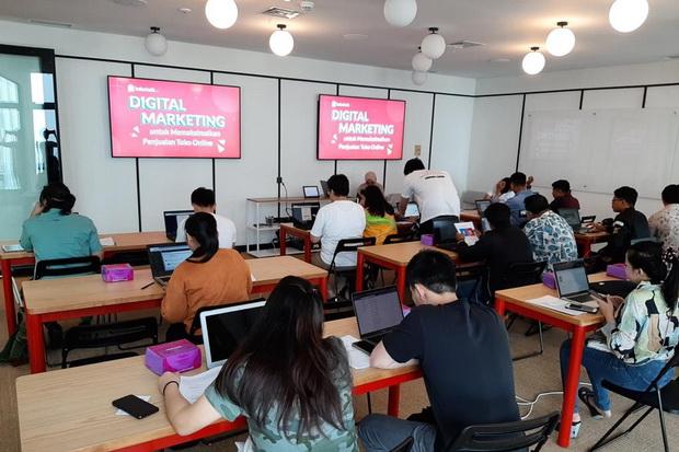 Genjot Digitalisasi UMKM, 540 Ribu Lebih Pelaku Usaha Buka Toko di Tokotalk