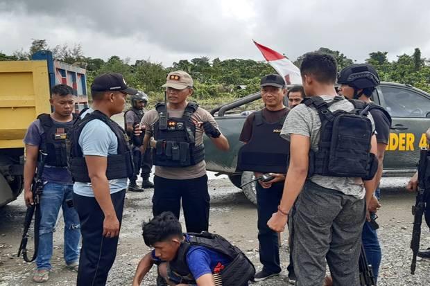 Diserang OTK di Distrik Dekai Papua, 1 Prajurit TNI Gugur dan 1 Kritis