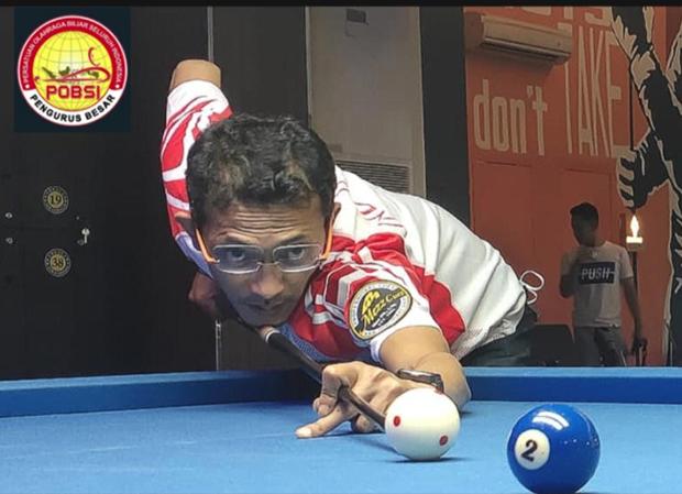 POBSI Jateng Gelar Turnamen Snooker Pertama di Indonesia