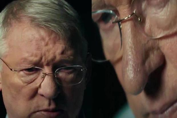 Sir Alex Ferguson Meregang Nyawa setelah Pendarahan Otak