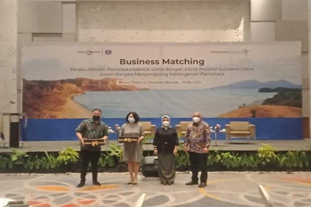 Mister Aladin Gandeng Kemenparekraf Kembangkan Sektor Pariwisata Sulawesi Utara