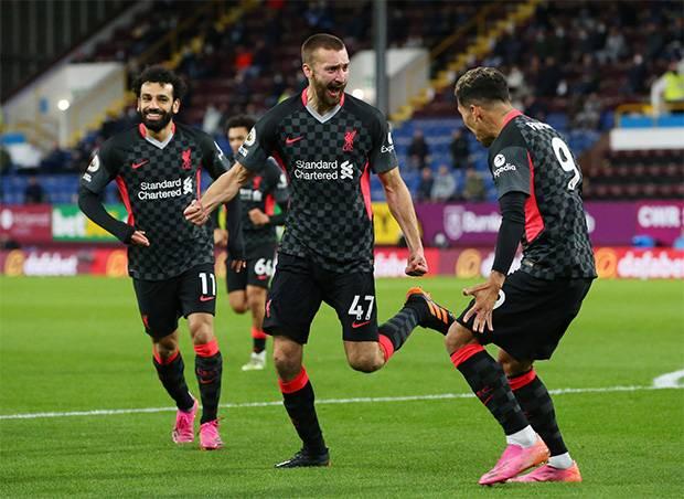 Gasak Burnley, Liverpool Menyodok ke Empat Besar
