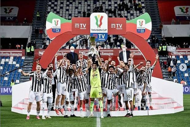 Petualangan Terakhir Buffon ke Panggung Juara Coppa Italia Bersama Juventus