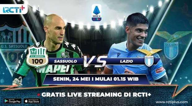 Jelang Sassuolo vs Lazio; Simone Inzaghi Lakukan Napak Tilas