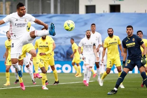 Babak I Perburuan Gelar La Liga: Real Madrid dan Atletico Sama-sama Tertinggal