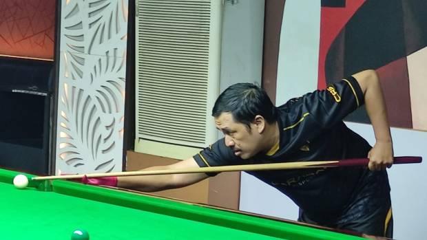Berikut Jadwal Delapan Besar Turnamen Snooker Six Red Handicap