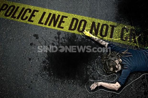 Pembunuh Janda 6 Anak Ditangkap, Pemicunya Sakit Hati Tak Dipinjami Motor