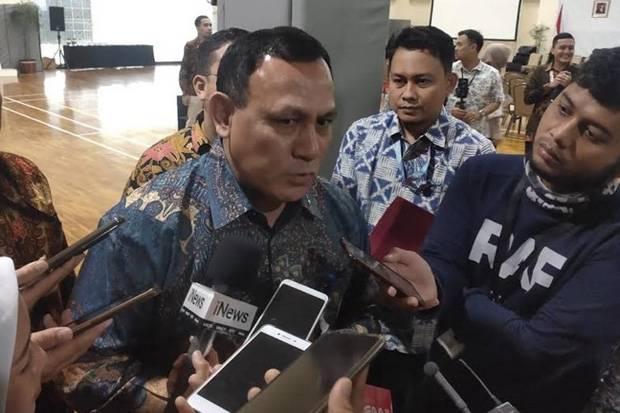 Ketua KPK Firli Bahuri Dinilai Sudah Jalankan Tugas dengan Baik