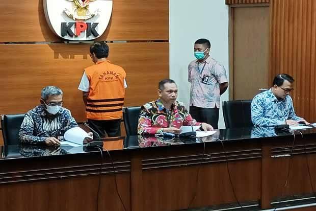 KPK Tetapkan Mantan Dirut Sarana Jaya Yoory Pinontoan Tersangka Korupsi Lahan Munjul