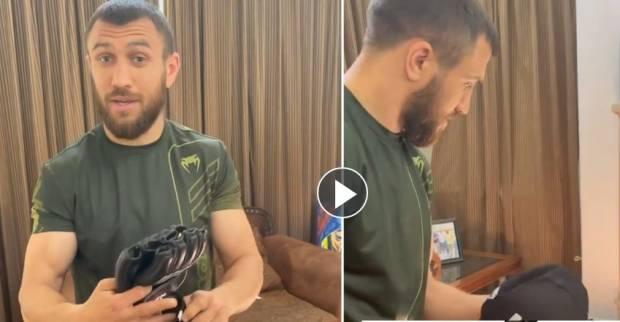 Geger Vasiliy Lomachenko Pindah Ke UFC, Netizen: Loma Juara UFC