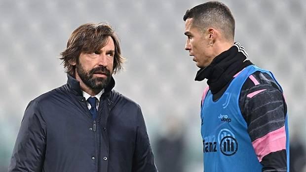 Resmi, Andrea Pirlo Dipecat Juventus