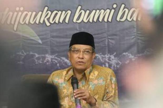 Gelar Halal Bihalal, KH Said Aqil Tekankan Pentingnya Kerukunan Umat dan Bangsa