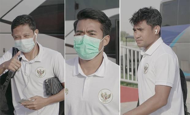 Susunan Pemain Timnas Oman vs Indonesia