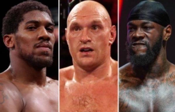 Deontay Wilder Puas Gagalkan Duel Tyson Fury vs Anthony Joshua