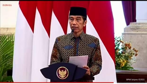 Hari Lahir Pancasila, Jokowi: Perkokoh Nilai Pancasila dalam Bernegara