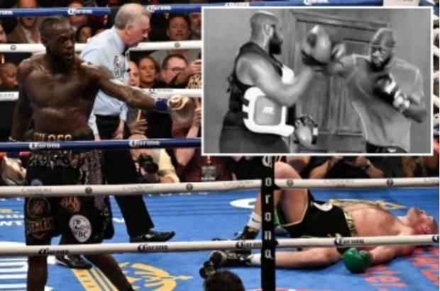 Peringatan Mengerikan Deontay Wilder Kepada Tyson Fury