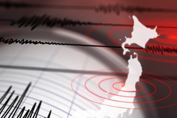 Dua Gempa Bumi Landa Kota Sorong dan Sabang