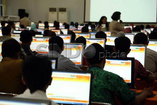 BKN Sebut 14.868 Peserta Telah Ikuti Tes SKD CPNS Sekolah Kedinasan