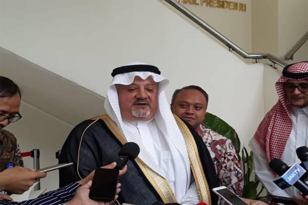 Dubes Arab Saudi Kirim Surat ke DPR Soal Haji, Begini Isinya