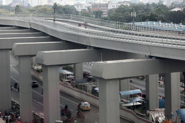Adhi Karya Sudah Terima Rp13,3 Triliun untuk Proyek LRT Jabodebek