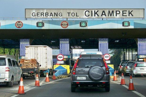 Ada Pekerjaan Rekonstruksi di Tol Jakarta-Cikampek, Siap-siap Ada Pengalihan Arus Hingga Contraflow