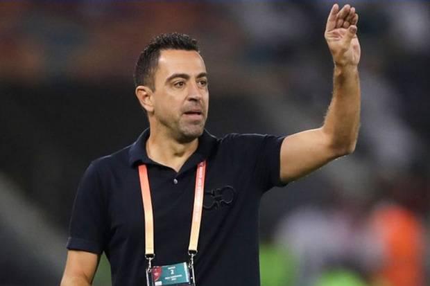 Dua Kali Tolak Tawaran Latih Barcelona, Xavi: Saya Tidak Ingin Terburu-buru