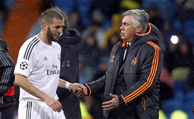 Benzema Antusias Sambut Kembalinya Don Carlo ke Real Madrid