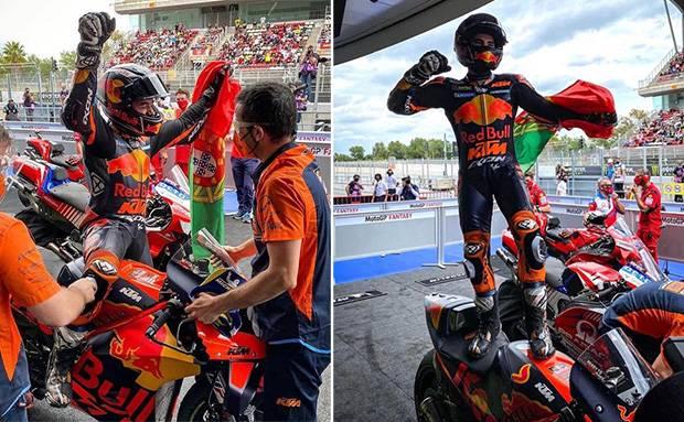 Klasemen Pembalap Usai MotoGP Catalunya 2021: Miguel Oliveira Naik Tiga Tingkat