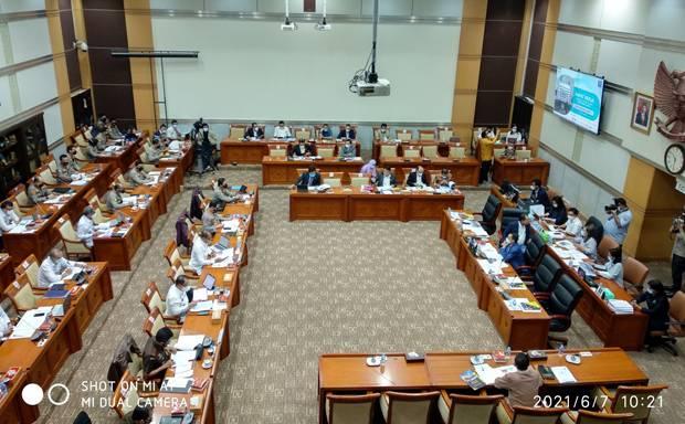 Pagu Anggaran 2022 untuk Kejagung dan Polri Melorot, Kemenkumham Naik