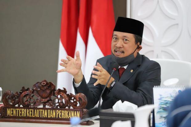 Realisasi Anggaran KKP Juni 2021 Baru 24,07%, Menteri Sakti: Ada Beberapa Gagal Bayar