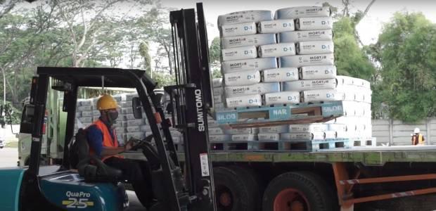 SIG Tingkatkan Diversifikasi Produk Mortar Melalui Anak Usaha