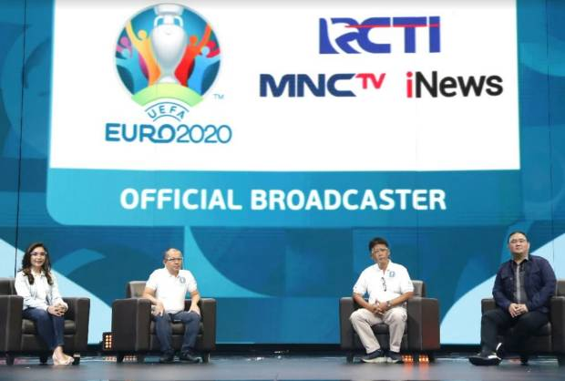 Selain Pertandingan, MNC Siapkan Program Pendamping untuk Meriahkan Piala Eropa 2020