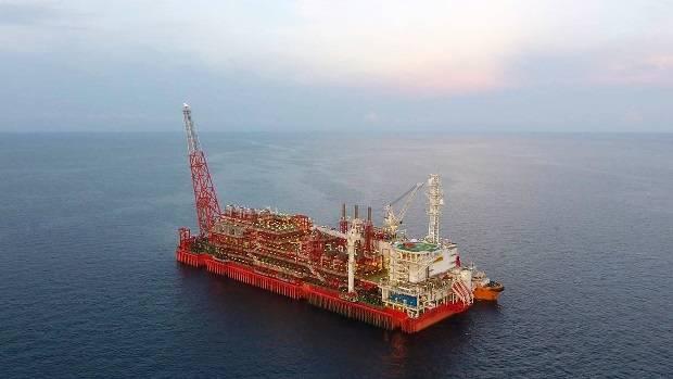 Lapangan Merakes Resmi Beroperasi, Siap Produksi Gas 368 MMSCFD