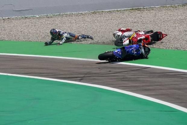 Melempem di Catalunya, Pembalap Federal Oil Gresini Moto2 Bakal Tebus Dosa di Sachsenring