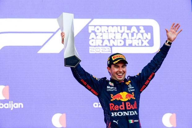 Kemenangan Perez di GP Azerbaijan Bikin Bangga Penggemar F1 di Indonesia