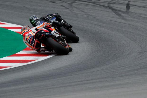 Apes Bareng di GP Catalunya, Marquez Dinilai Tetap Lebih Baik ketimbang Rossi