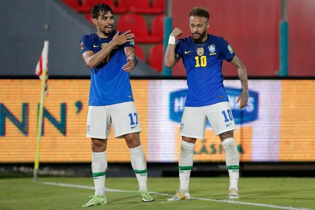 Pemain Brasil Nyatakan Rela Tampil di Copa America 2021