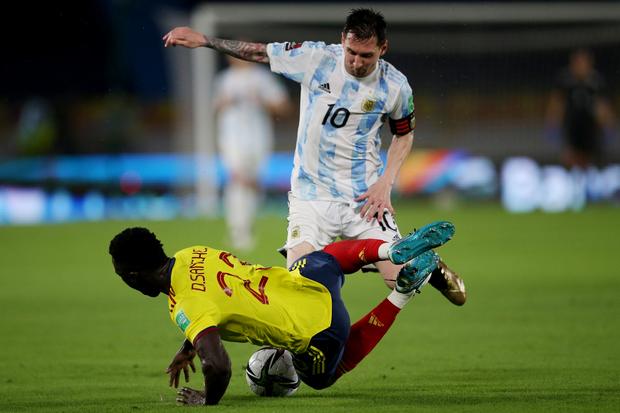 Argentina Gagal Kalahkan Kolombia, Lionel Scaloni Geram