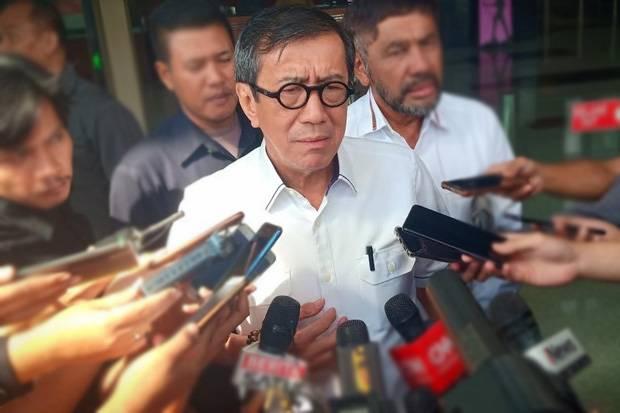 TWK Pegawai KPK, Menkumham: Daripada Ribut, Diuji Saja di Pengadilan