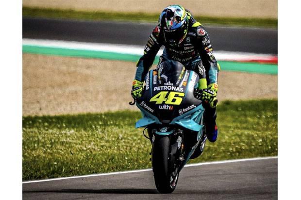 Lucchinelli Kasihan dengan Rossi