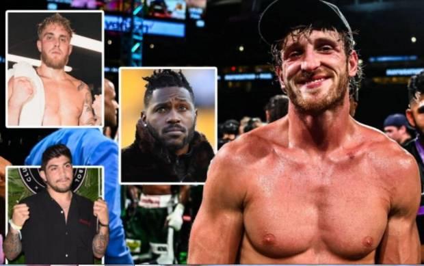5 Pertarungan Logan Paul Berikutnya Usai Permalukan Mayweather