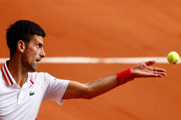 Berpotensi Bentrok Nadal di Semifinal Prancis Terbuka, Djokovic Pilih Kalem