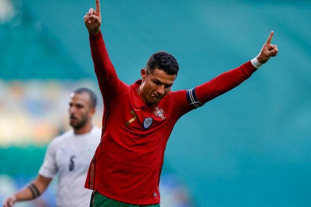 Lumat Israel, Portugal Tutup Persiapan Piala Eropa 2020 dengan Sempurna